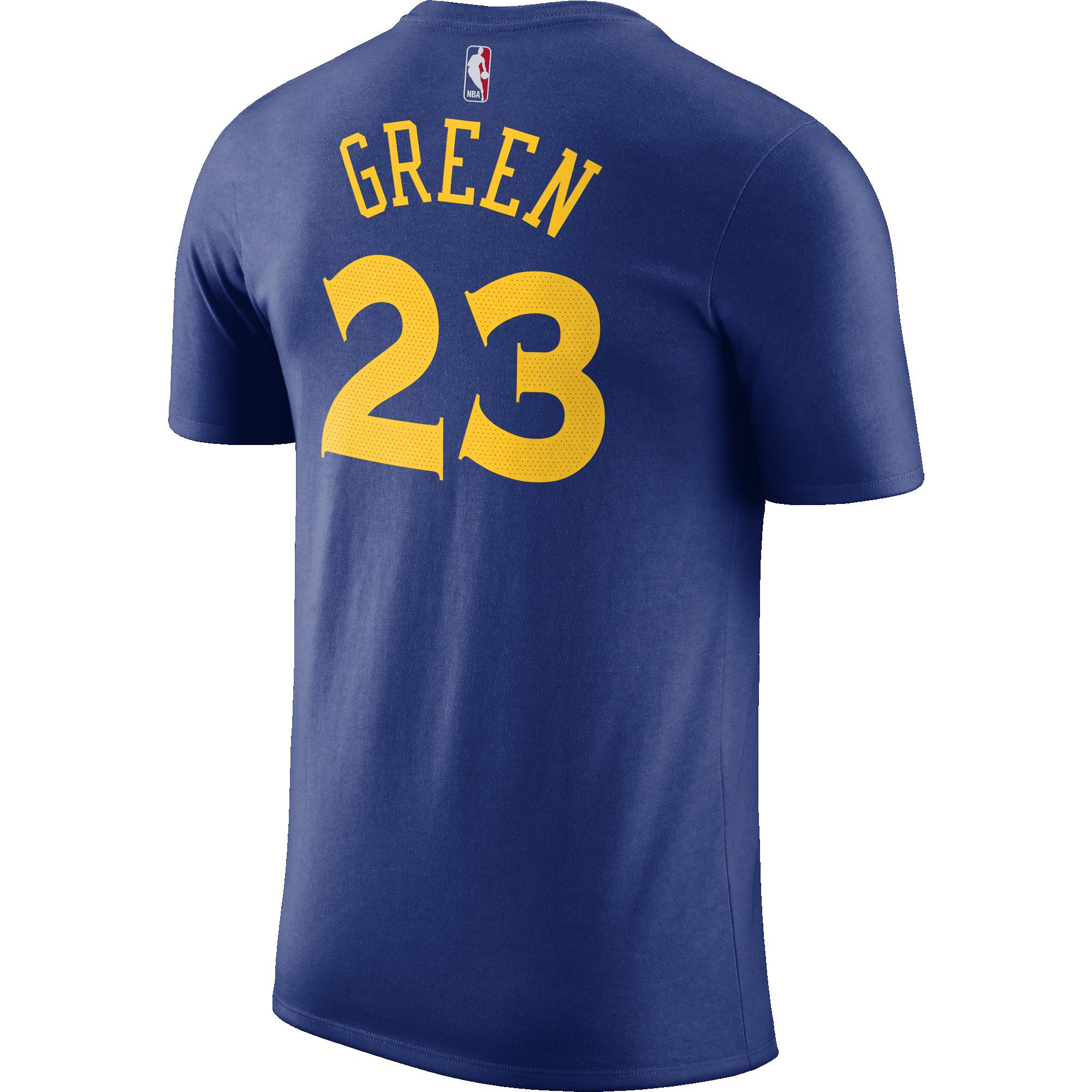NIKE NBA GOLDEN STATE WARRIORS DRAYMOND GREEN DRY TEE