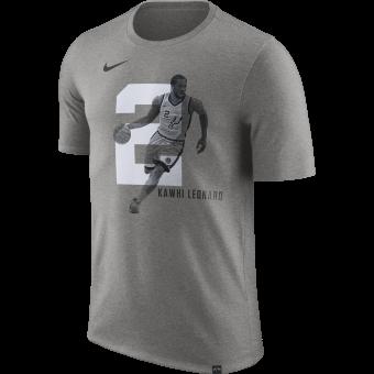 NIKE NBA KAWHI LEONARD SAN ANTONIO SPURS DRY TEE