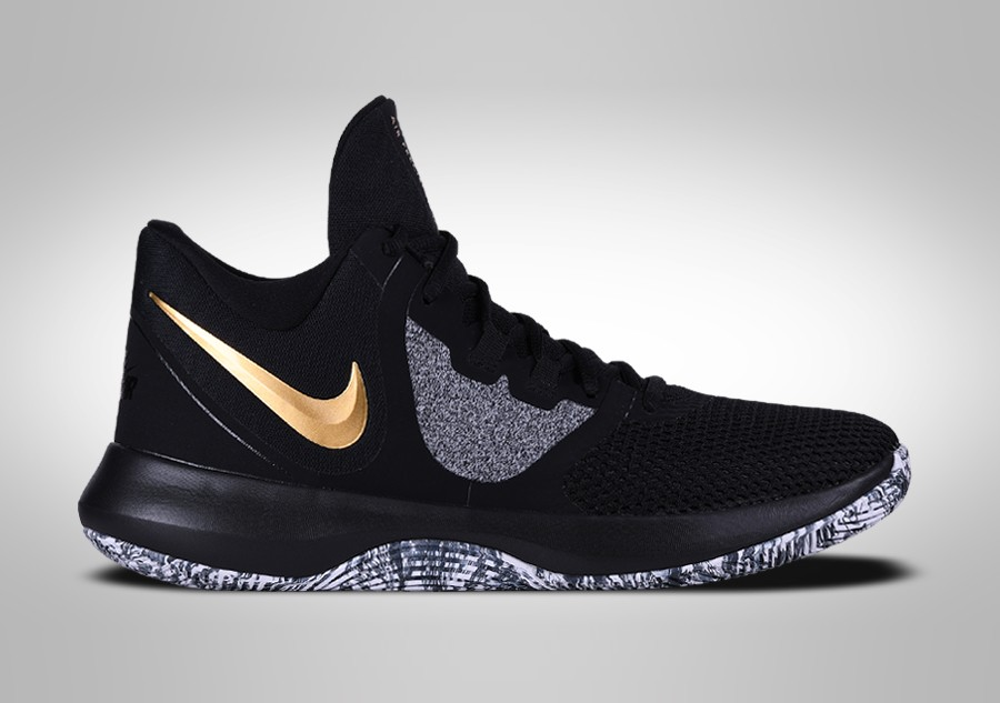 NIKE AIR PRECISION II BLACK GOLD price €69.00  1e54111a1