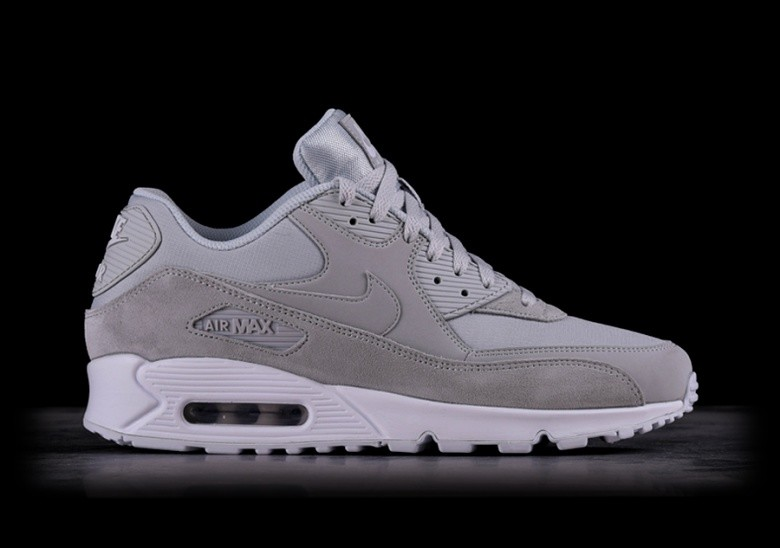 NIKE AIR MAX 90 ESSENTIAL PURE PLATINUM
