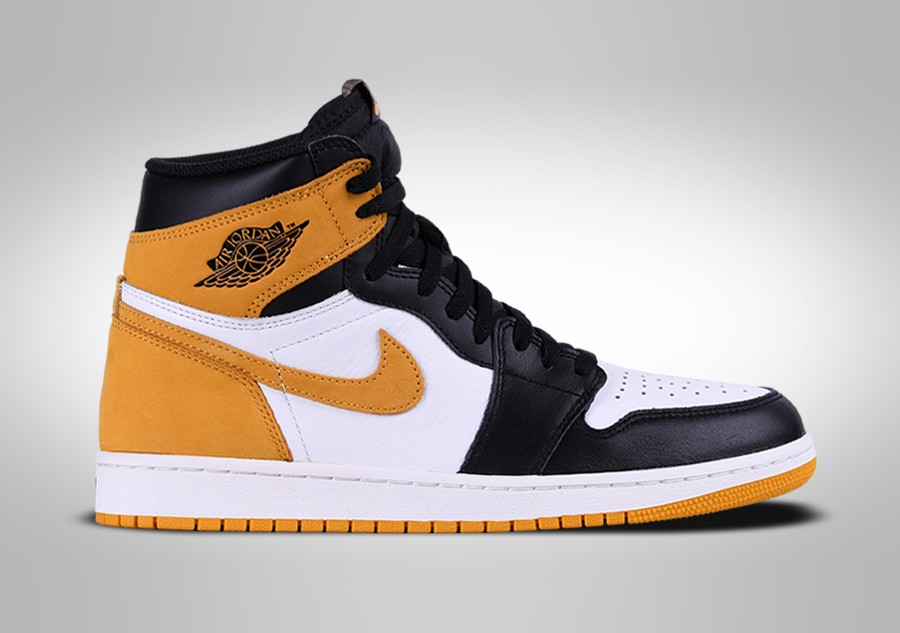 ed955ab70c31bf NIKE AIR JORDAN 1 RETRO HIGH OG YELLOW OCHRE price €347.50 ...