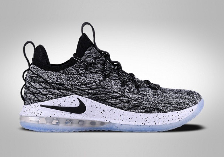 NIKE LEBRON 15 LOW ASHES