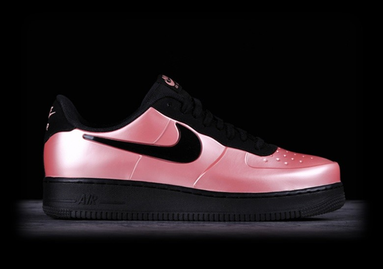 save off f6b7a 863b1 NIKE AIR FORCE 1 FOAMPOSITE PRO CUP CORAL STARDUST