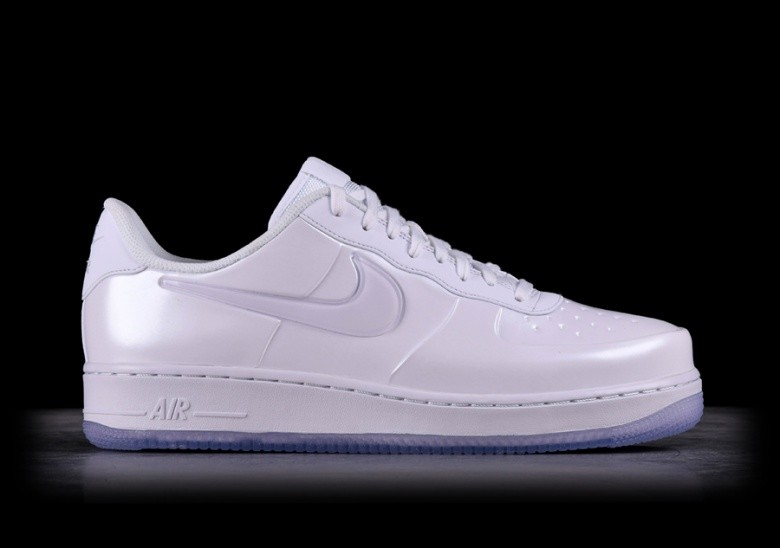 NIKE AIR FORCE 1 FOAMPOSITE PRO CUP TRIPLE WHITE