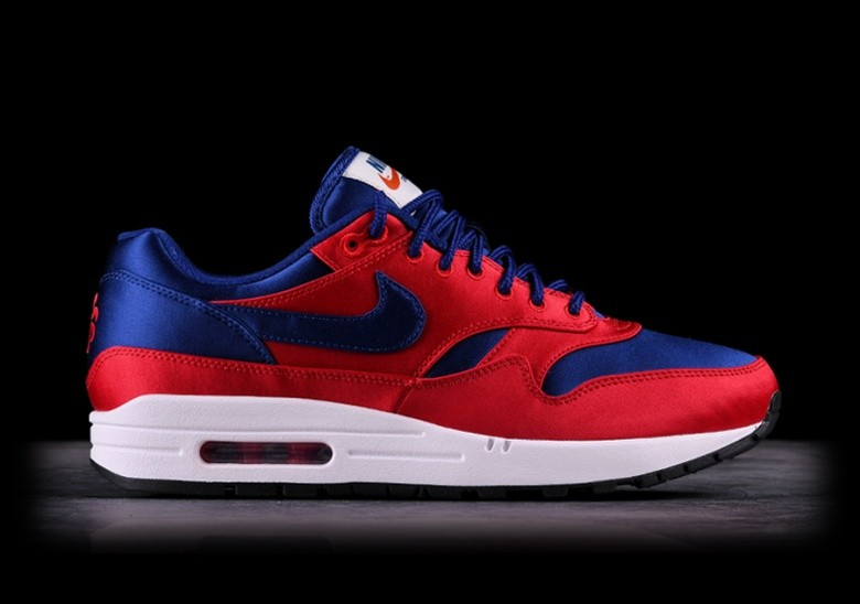 NIKE AIR MAX 1 SE SATIN UPPERS