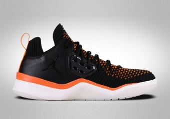ebe3bfda3017 ... promo code for nike air jordan dna lx black orange peel pour 9900  basketzone 73153 1a240