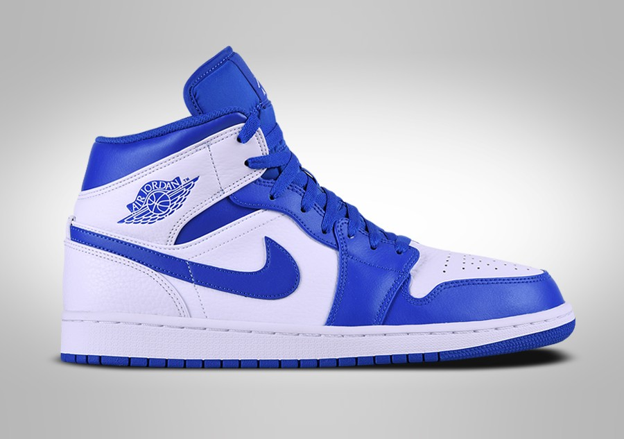 pretty nice e3ad6 7558f NIKE AIR JORDAN 1 RETRO MID HYPER ROYAL