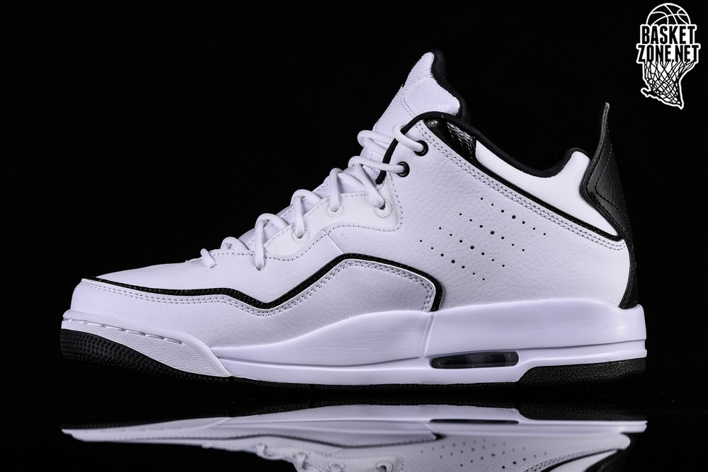a5fc5c269 NIKE AIR JORDAN COURTSIDE 23 WHITE BLACK price €109.00