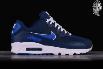 NIKE AIR MAX 90 ESSENTIAL BLUE VOID price €137.50  13476aee7