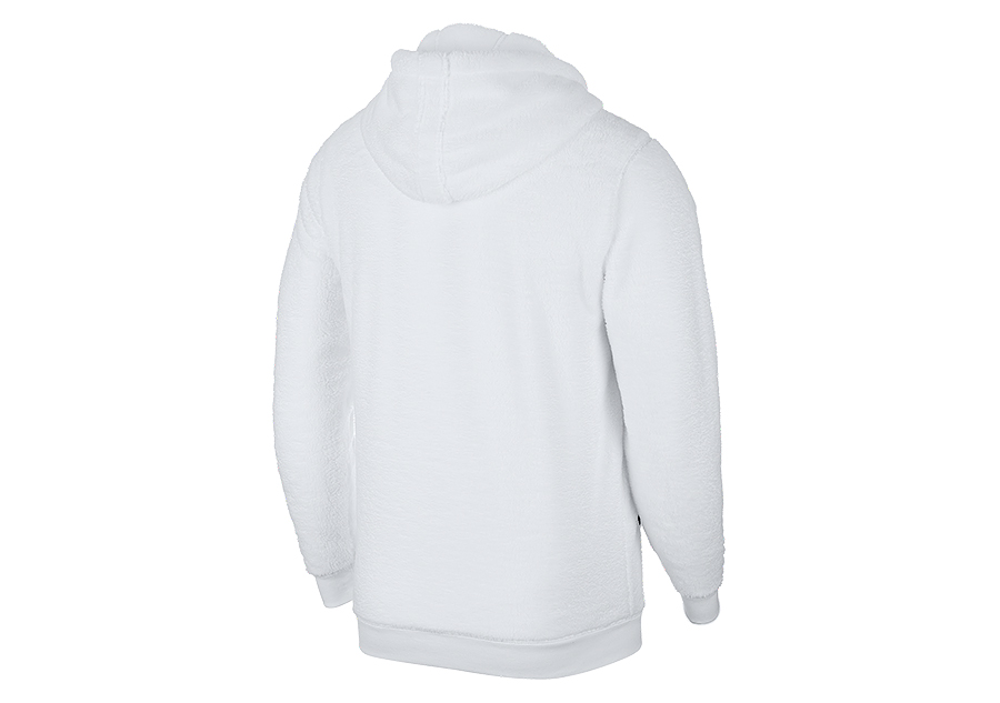 more photos 13cbd 298c8 NIKE AIR JORDAN SPORTSWEAR WINGS OF FLIGHT HOODIE WHITE