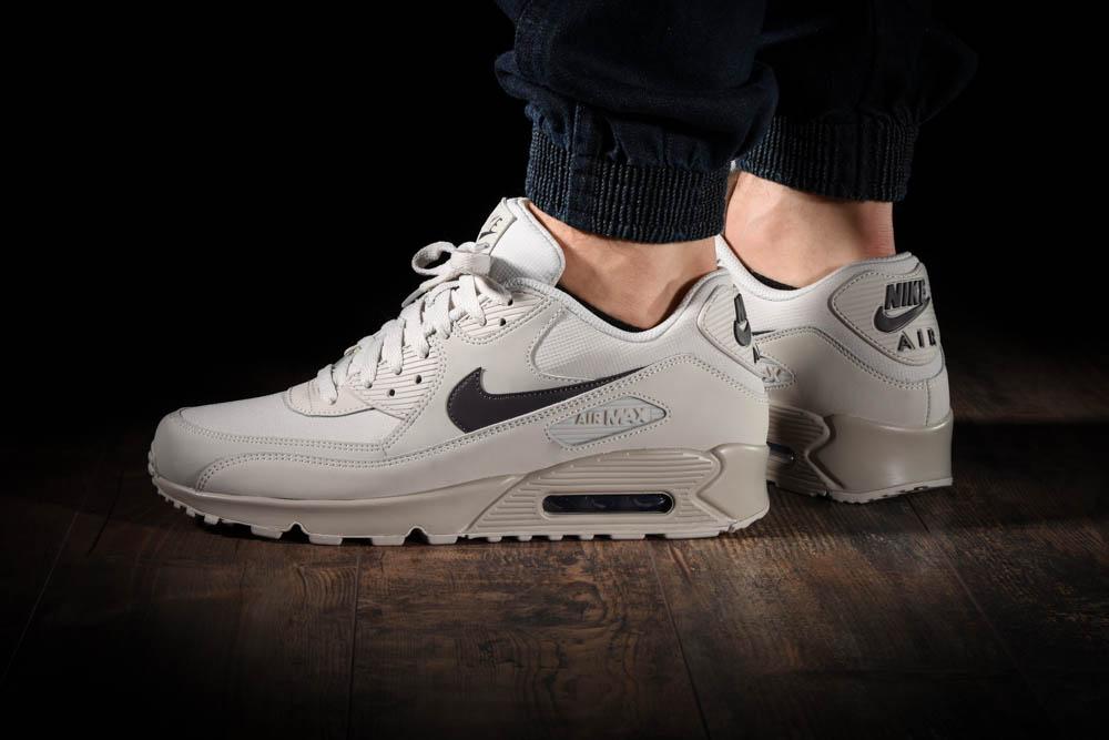 """Nike Air Max 90 Essential """"Grey Mist""""   Air 23   Kicks"""