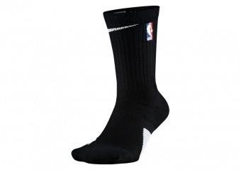 NIKE ELITE CREW - NBA SOCKS BLACK