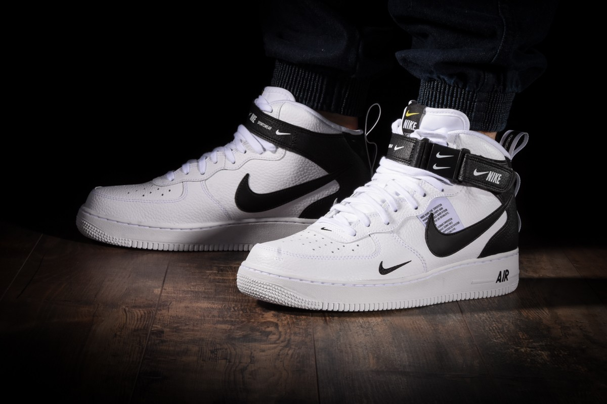 nike air force 1 utility mid 07 lv8 heren