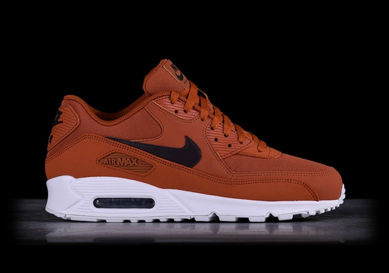 newest 5ca5c 4b621 NIKE AIR MAX 90 ESSENTIAL DARK RUSSET