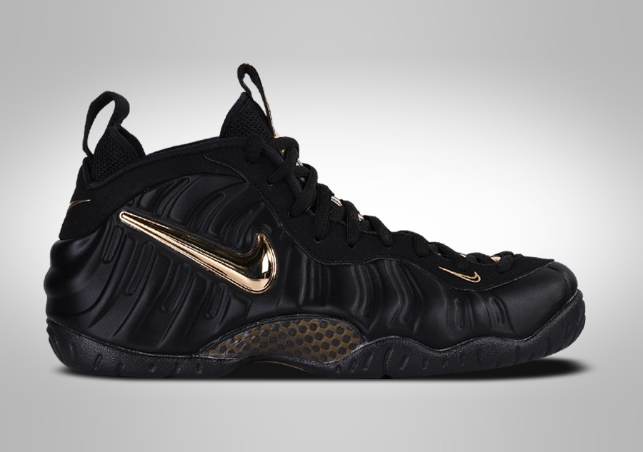new arrival 96cd7 d2f46 NIKE AIR FOAMPOSITE PRO GOLD PENNY HARDAWAY price €215.00   Basketzone.net