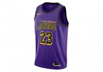 81f464c310c T-SHIRTS. NIKE NBA LOS ANGELES LAKERS LEBRON JAMES ...