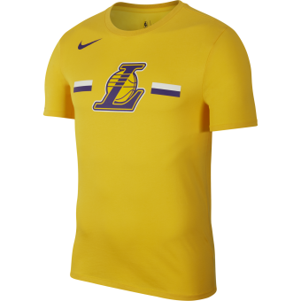 NIKE NBA LOS ANGELES LAKERS LOGO DRY TEE