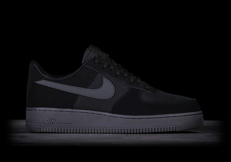 NIKE AIR FORCE 1  07 TXT BLACK pour €97 4b03f6d81a41