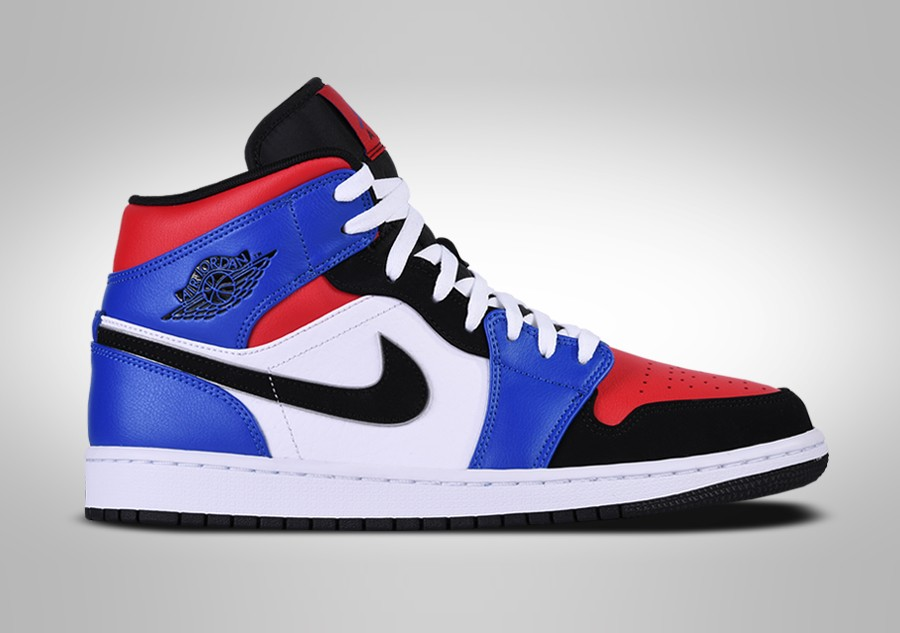 Air Top Nike Jordan Price Retro Mid 1 3 tsdChQrx