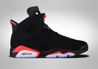a9038f82874d6f BASKETBALL SHOES. NIKE AIR JORDAN 6 RETRO BLACK INFRARED