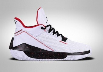 cf703e71e711 BASKETBALL SHOES. NIKE AIR JORDAN 2X3 WHITE FIRE RED