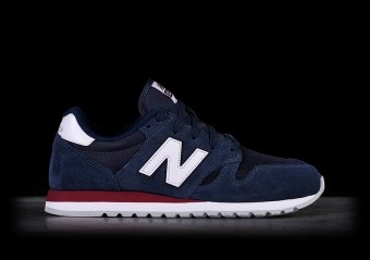 NEW BALANCE 520 NAVY WITH WHITE