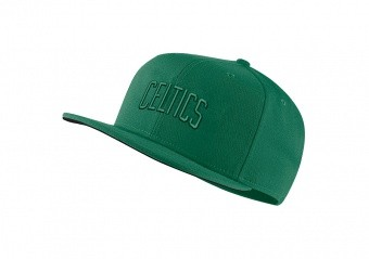 NIKE NBA BOSTON CELTICS AEROBILL PRO CAP CLOVER