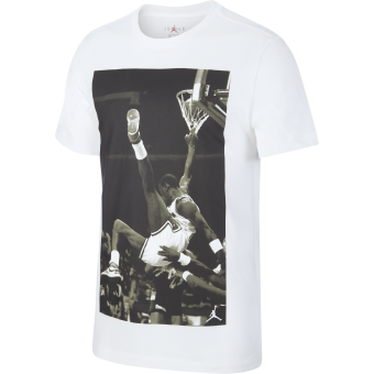 AIR JORDAN JBSK HANGTIME PHOTO TEE