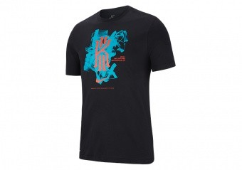 NIKE KYRIE IRVING ARTIST DRI-FIT TEE BLACK