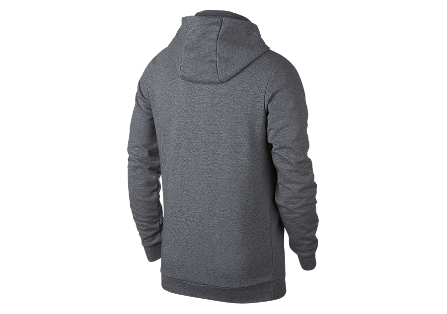 timeless design 68c66 da8ed NIKE AIR JORDAN JUMPMAN AIR LIGHTWEIGHT HOODIE CARBON HEATHER