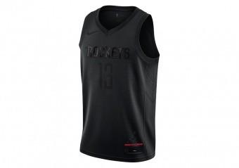 NIKE NBA MVP JAMES HARDEN SWINGMAN JERSEY BLACK
