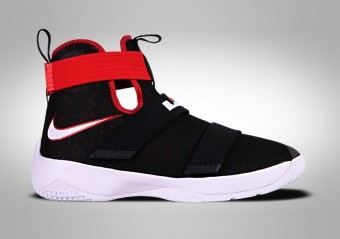 NIKE LEBRON SOLDIER 10 GS (SMALLER SIZES) BLACK