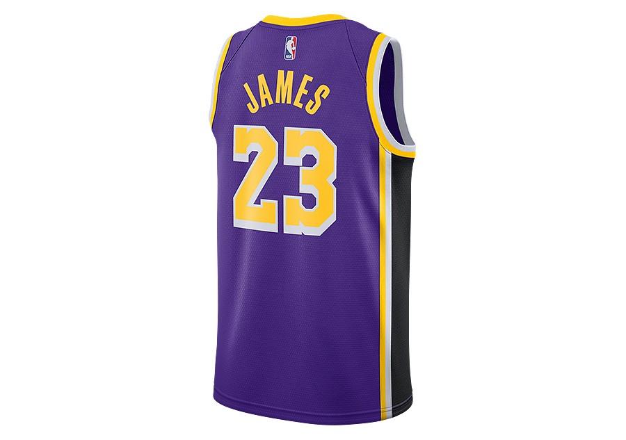 NIKE NBA LOS ANGELES LAKERS LEBRON