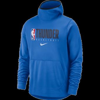 NIKE NBA OKLAHOMA CITY THUNDER SPOTLIGHT PULLOVER HOODIE