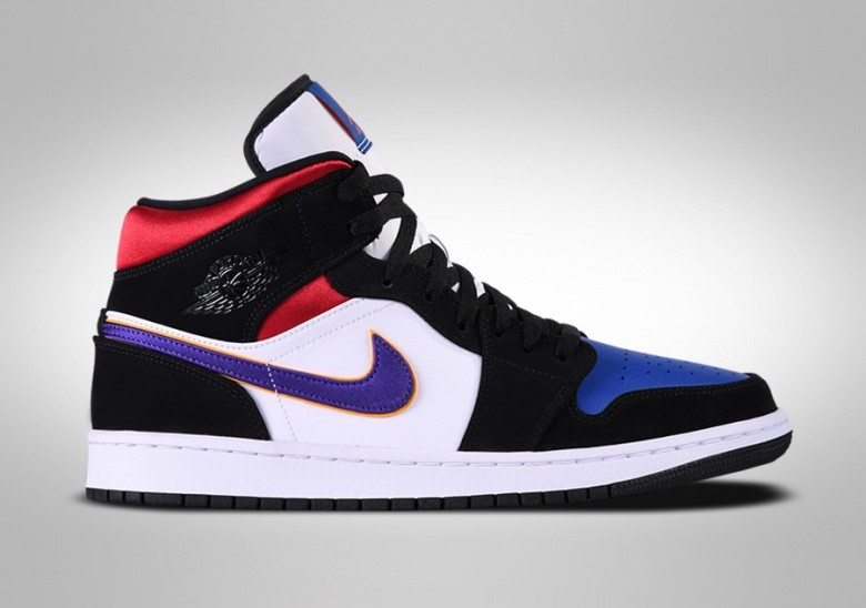 NIKE AIR JORDAN 1 RETRO MID SE TOP 3 GS