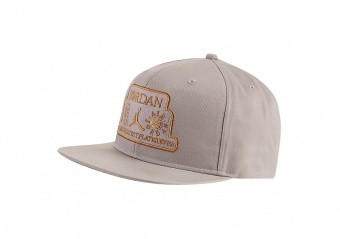 NIKE AIR JORDAN PRO TROPHY CAP ATMOSPHERE GREY