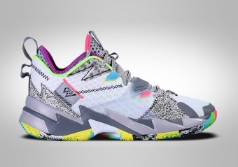 NIKE AIR JORDAN WHY NOT ZER0.3 GS MULTICOLOR R. WESTBROOK
