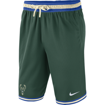 NIKE NBA MILWAUKEE BUCKS SHORTS