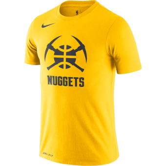 NIKE NBA NUGGETS CITY EDITION DRI-FIT TEE