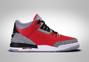 NIKE AIR JORDAN 3 RETRO SE GS RED CEMENT