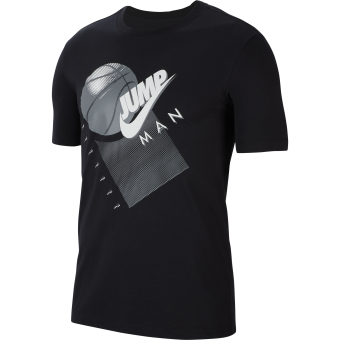 JORDAN JUMPMAN GRAPHIC BASKETBALL CREW TEE