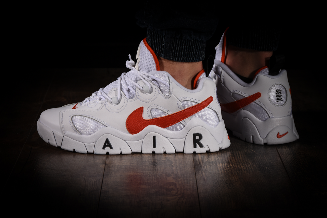 NIKE AIR BARRAGE LOW RETRO for £110.00