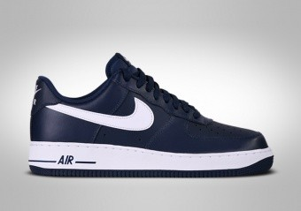 NIKE AIR FORCE 1 '07 MIDNIGHT NAVY
