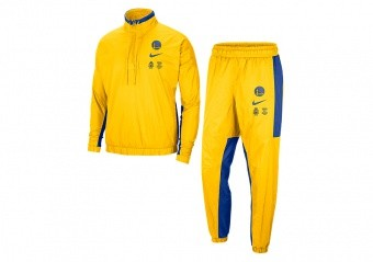 NIKE GOLDEN STATE WARRIORS COURTSIDE TRACKSUIT AMARILLO
