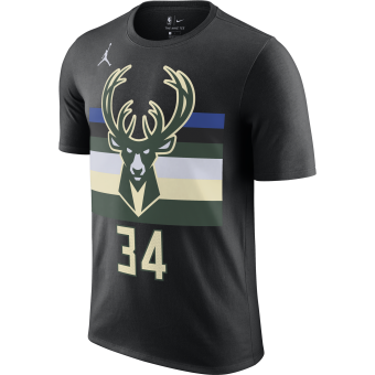 NIKE NBA MILWAUKEE BUCKS STATEMENT EDITION TEE