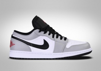 NIKE AIR JORDAN 1 RETRO LOW LIGHT SMOKE GREY