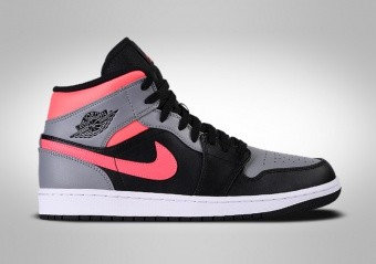 NIKE AIR JORDAN 1 RETRO MID PINK SHADOW