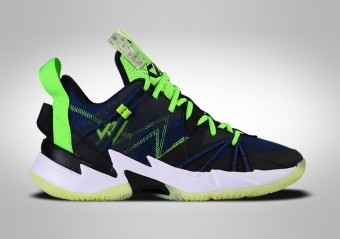 NIKE AIR JORDAN WHY NOT ZER0.3 SE NAVY BLACK VOLT R. WESTBROOK