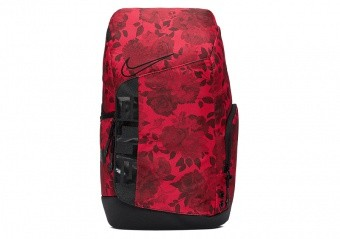 NIKE HOOPS ELITE PRO BASKETBALL BACKPACK UNIVERSITY RED