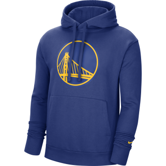 NIKE NBA GOLDEN STATE WARRIORS ESSENTIAL PULLOVER HOODIE